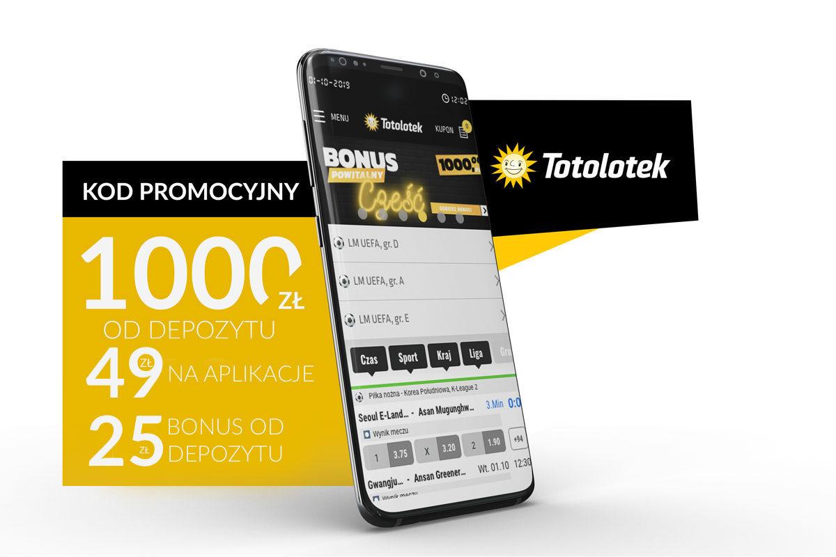 promocyjny totolotek mobile